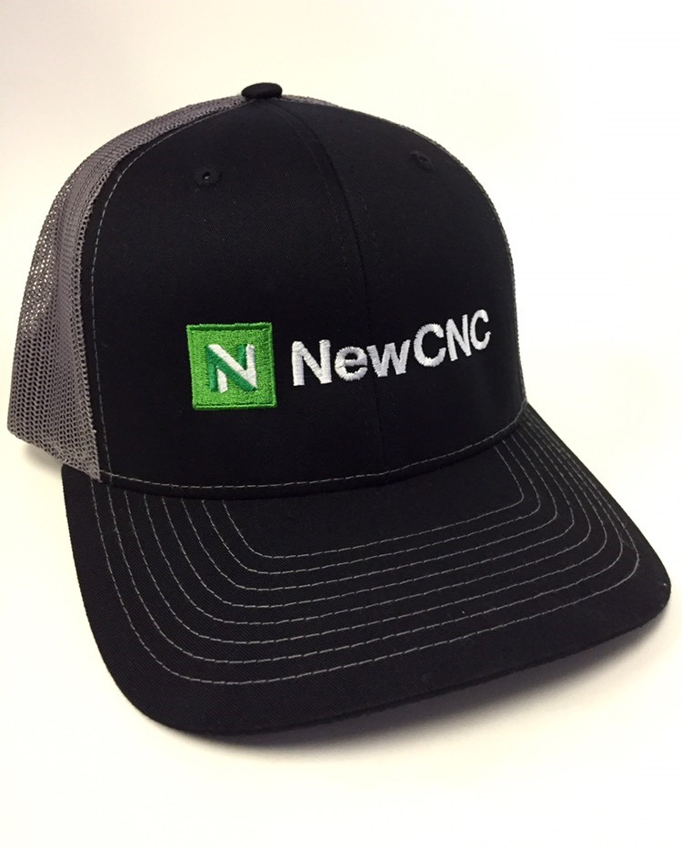 Free NewCNC Hat for sending us your New CNC Machine Photos