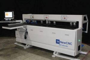 NewCNC Horizontal Boring Machine Full View