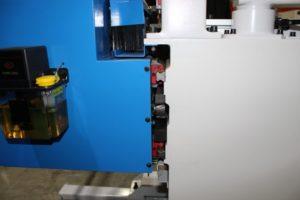 Horizontal Boring Machine Hydraulic Fluid Reservoir