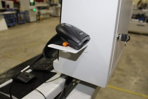 New Horizontal Boring Machine Scanner