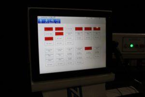 New CNC Horizontal Boring Machine User Software