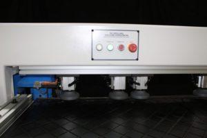 New CNC Horizontal Boring Machine Start Stop Buttons