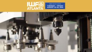 IWF Atlanta New CNC Router
