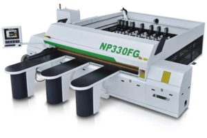 NP330FG New Front Load Saw