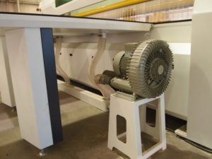 Front Load Table Saw