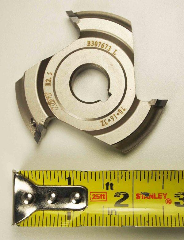 Corner Rounding R2.5 Cutter 70 x 16 x 3Z B307673 L Left